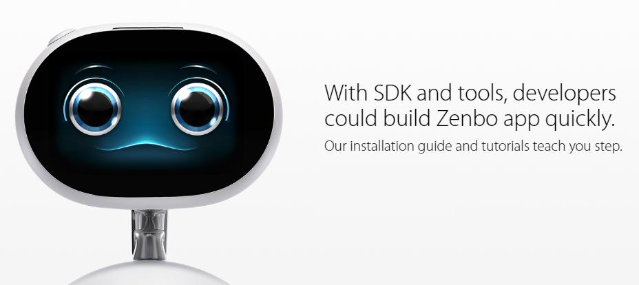 Zenbo SDK Getting Started